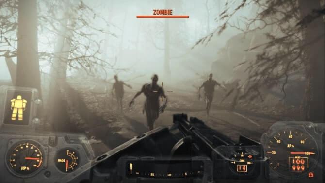 Fallout 4 Zombie Mod