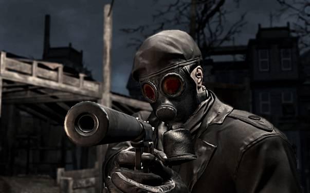 Fallout 4 gas mask mod