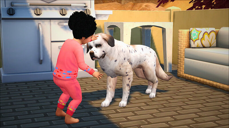 Sims 4 Playable Pets Mod