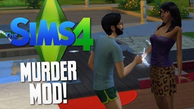 Sims 4 Serial Killer Mod