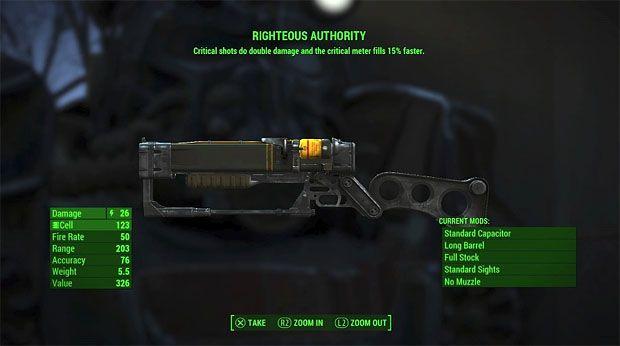 fallout 4 shotgun mod