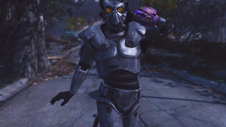 Fallout 4 Enclave Mod