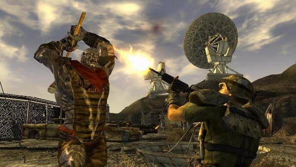 Fallout New Vegas Sprint Mod