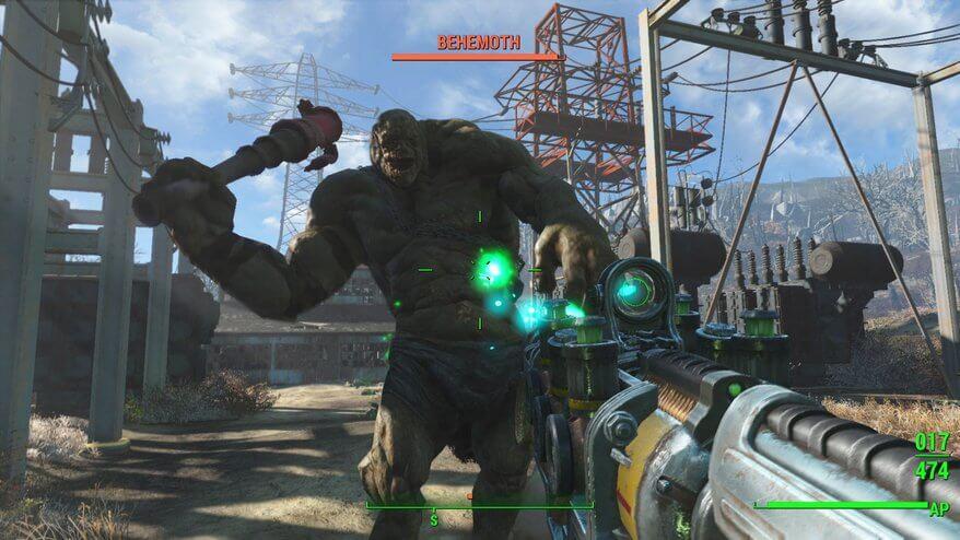 Fallout 4 Achievement Mod