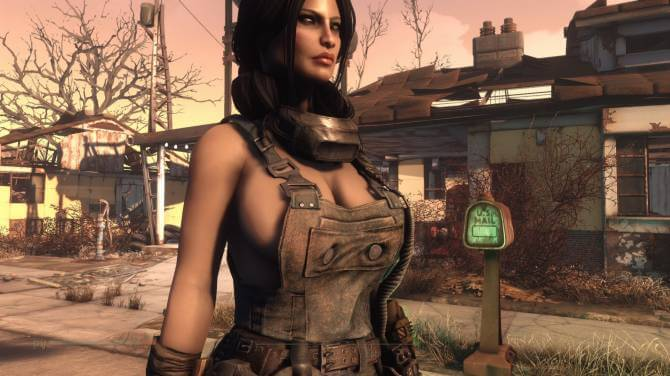 Fallout 4 Alternate Start