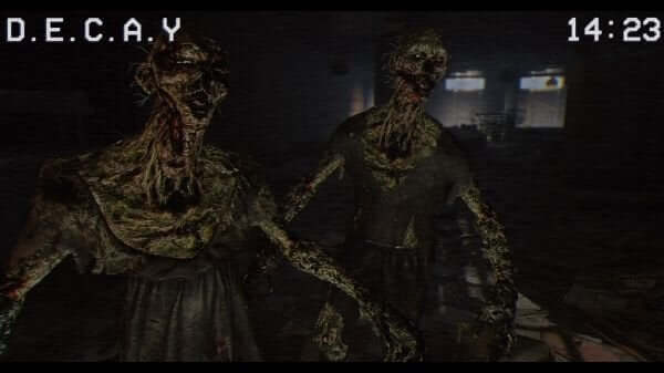 Decay Fallout 4