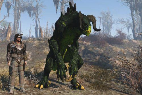 Fallout 4 Chameleon Armor