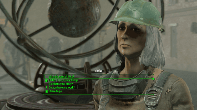 Fallout 4 Extended Dialogue mod