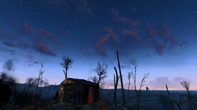 Fallout Texture Overhaul Stars