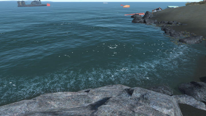 Water Enhancement Textures