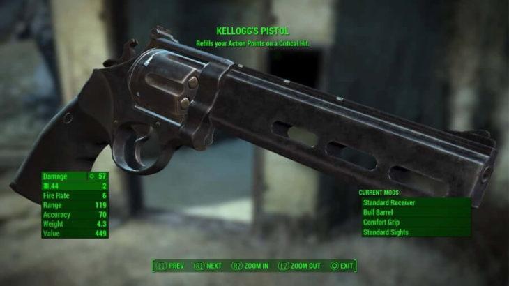 Fallout 4 Deliverer