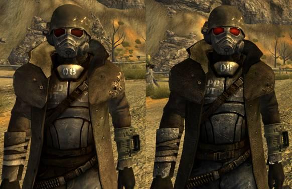 Fallout 4 Desert Ranger Armor