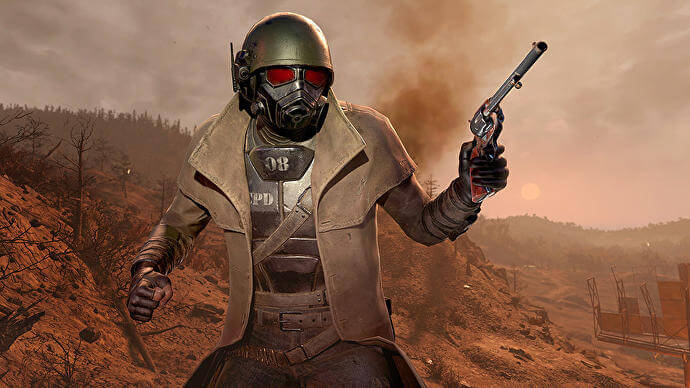 Fallout 4 NCR Ranger Armor