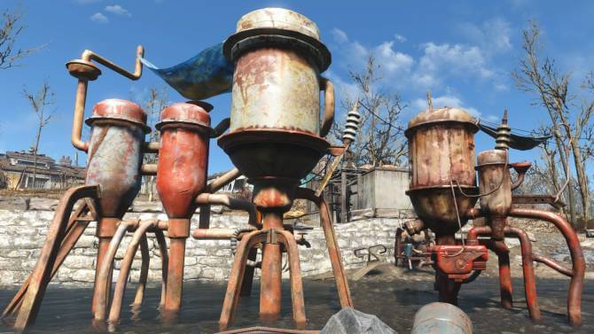 Fallout 4 Purified Water