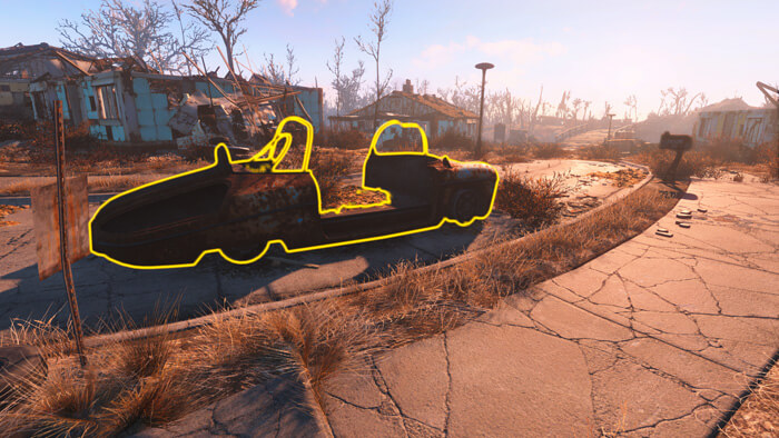 Fallout 4 Scrap Everything