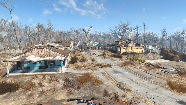 Fallout 4 Spring Cleaning