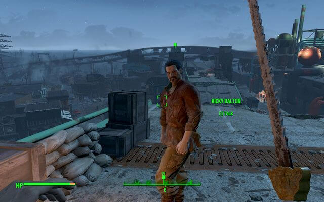 Fallout 4 Tradecraft