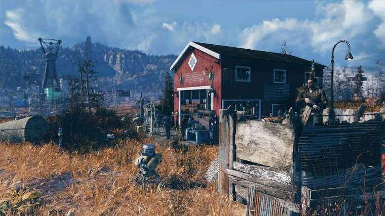 Fallout 76 Screws