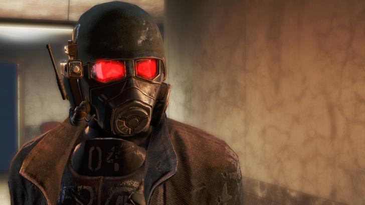 Fallout-4 NCR Ranger Armor Mod