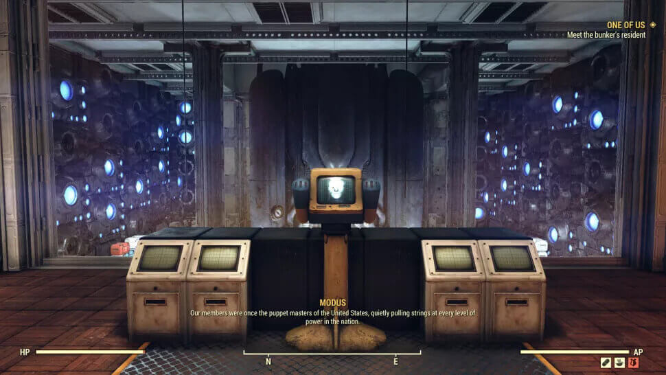 How to start Bunker Buster in Fallout 76