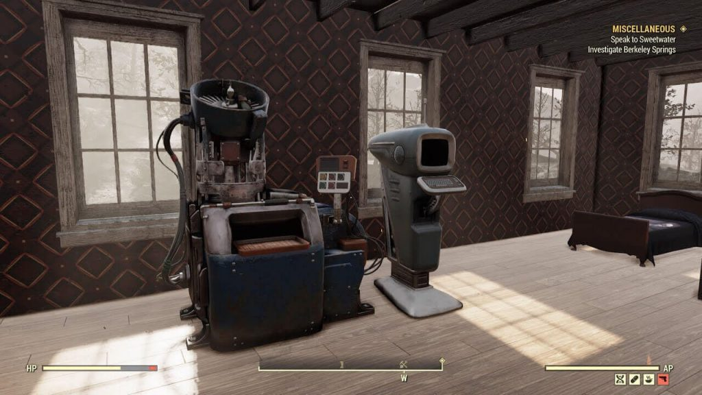 How to Get Ammo Converter in Fallout 76
