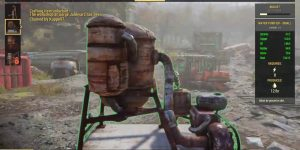 Where to Find Water Purifier Camp Plan in Fallout 76