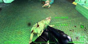 Fallout 4 Molerat Disease