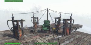 How to Build Mama Murphy's Chair Fallout 4