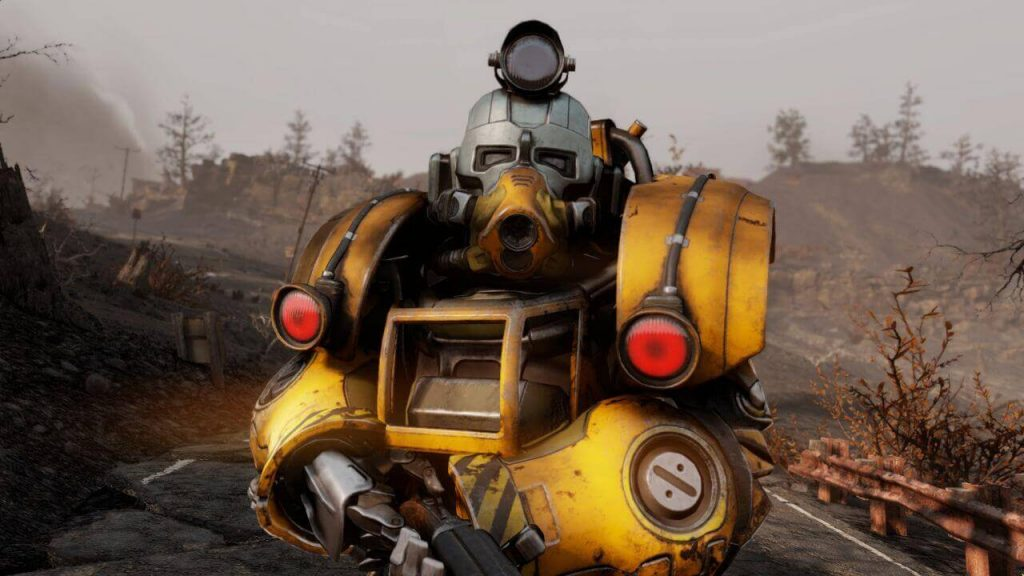 How to Claim Power Armor in Fallout 76