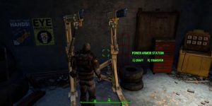 How To Repair Power Armor Fallout 4